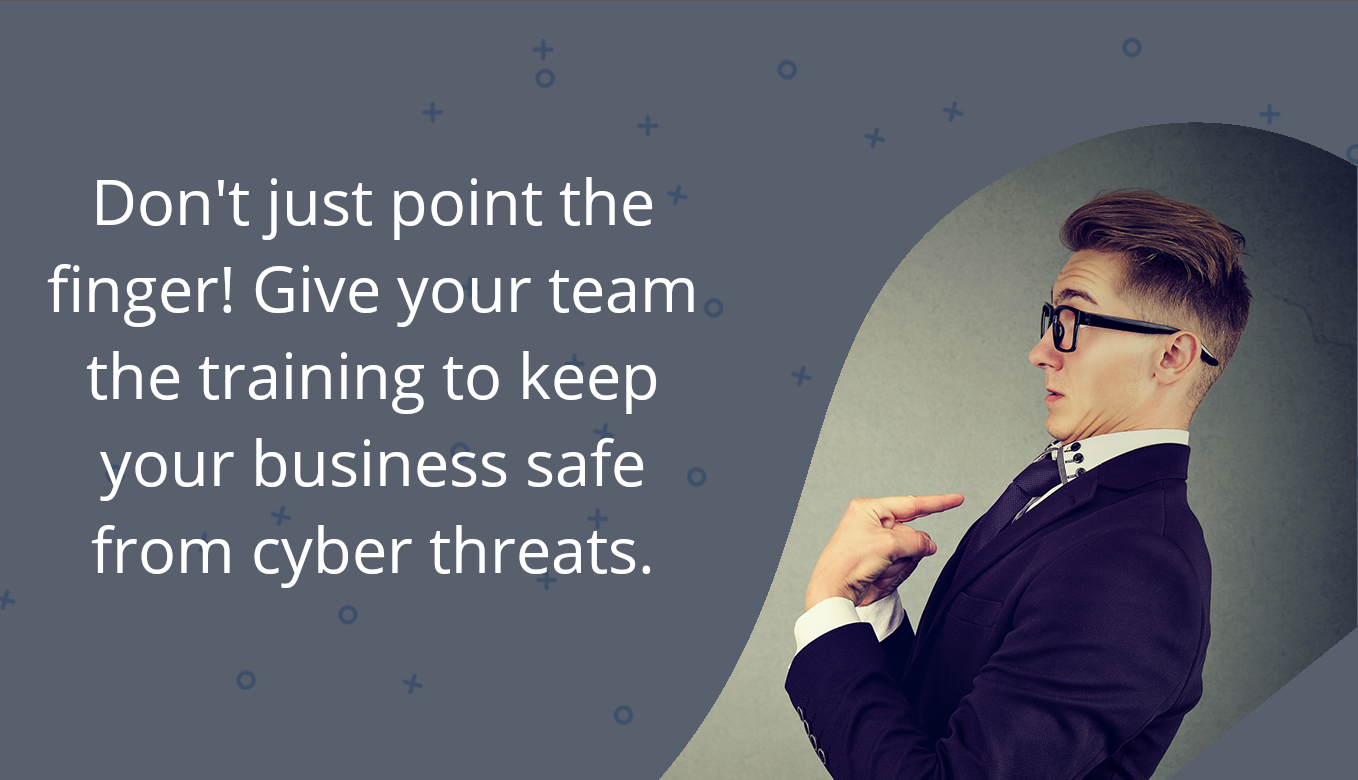 Bring Cyber Security Front of Mind for Your Team