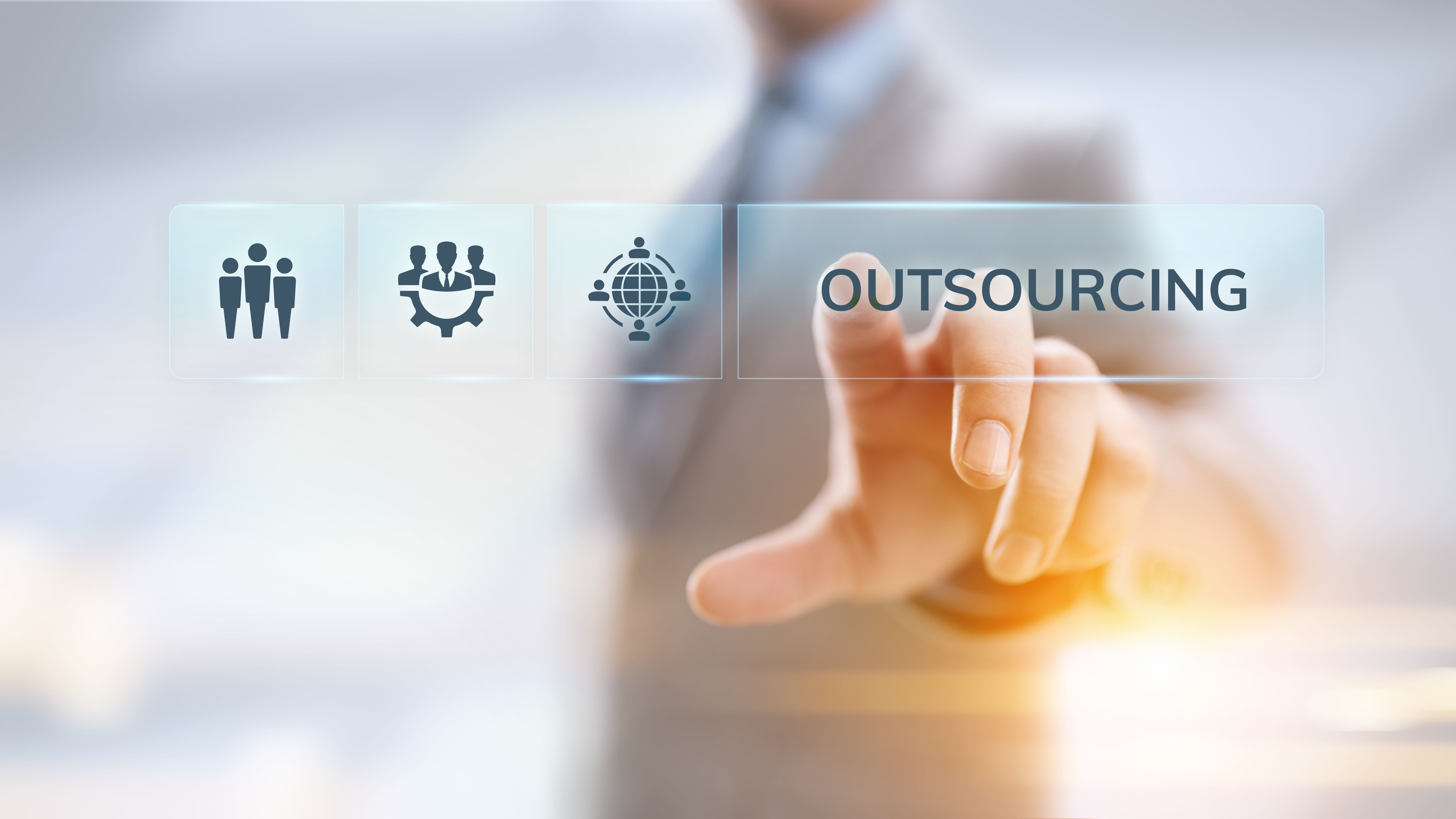 Outsourcing IT to an MSP